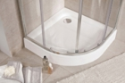KOLO First – praktické sprchové kouty