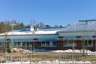 Rekonstrukce školy v Bjärnumu s použitím produktů Lindab