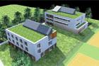 Vědecké centrum v Telči bude zkoumat vliv počasí na stavebniny