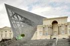 V Drážďanech se otevírá vojenské muzeum zrekonstruované podle Daniela Libeskinda