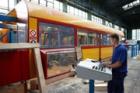 KASPER CZ využívá unikátní dřevoobráběcí CNC stroj