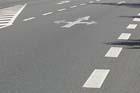 Silničáři na Zlínsku otestují směs asfaltu a recyklovaných pneu