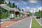 V Mariánských Lázních začala stavba dopravního terminálu