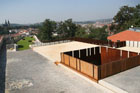 Praha 2 dokončila rekonstrukci bastionu novoměstských hradeb