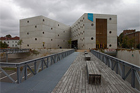 Projektil architekti vystavují v Českých Budějovicích