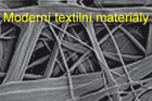 Přednáška Moderní textilní materiály pro obecné aplikace