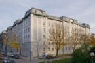 Prefalz pro bytový dům ve Vídni