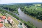 Stavba protipovodňové hráze v Mělníku začne příští rok v březnu