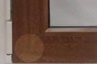 """Okna a dveře z """"fiberglassových"""" profilů"""