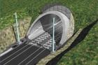 Mezi Voticemi a Benešovem otevřeli dva nové železniční tunely