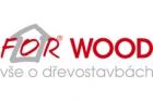 Kanadské dřevostavby na veletrhu FOR WOOD