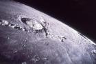 Češi před Vánoci čile nakupovali pozemky na Měsíci