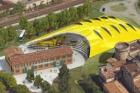 V Modeně se na jaře otevře Kaplickým navržené Ferrariho muzeum