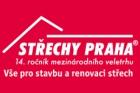 Veletrh Střechy Praha už je za dveřmi!
