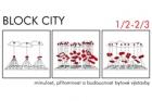 Pozvánka na výstavu BLOCK CITY