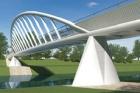 Přerov vyhlásil výběrové řízení na projekt lávky U Tenisu