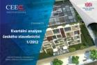 Kvartální analýza českého stavebnictví 1/2012