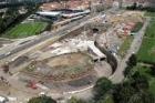Na Letné začínají povrchové opravy navazující na tunel Blanka