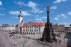 Olomouc zahájila dlouho plánovanou rekonstrukci Dolního náměstí