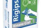 Bílá sádrová stěrka Rimano Glet XL