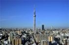 Tokio dokončilo nejvyšší vysílací věž na světě