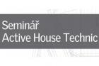 VELUX pořádá seminář Active House Technic
