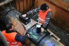 Rekonstrukce vodovodního přivaděče Krásné Pole–Karviná