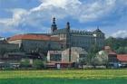 Opatství Broumov vypsalo tendr na opravu kláštera za 200 mil. Kč