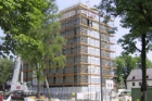 Nejvyšší dřevěná budova v Německu měří 25 metrů