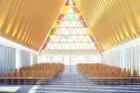 V novozélandském Christchurchi postaví prozatímní katedrálu z lepenky