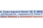 Osmé České dopravní fórum