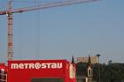 Metrostav chce údajně v Srbsku investovat přes 300 miliónů eur