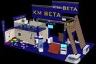 KM BETA představila na IBF nový prvek v systému SENDWIX a novou střešní tašku