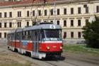 Kolejiště na brněnském Mendlově náměstí projde rekonstrukcí
