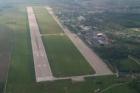 Modernizace pardubického letiště skončí v červenci