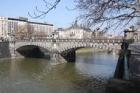 Plzeň pokračuje s opravou Americké třídy, vylepší Wilsonův most