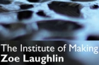 Přednáška Zoe Laughlin: The Institute of Making