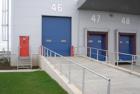 Hörmann vybavil svými výrobky haly pro FM Logistic Tuchoměřice