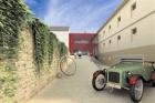 Muzeum karosářství ve Vysokém Mýtě se začne stavět v červenci