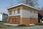 V Českých Budějovicích roste experimentální pasivní rodinný dům
