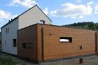 Vesper Homes – dům s konstrukčním systémem VF CLT