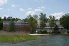 Blíží se znovuotevření hotelu Port u Máchova jezera
