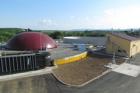 Meclovská zemědělská spustila výjimečnou bioplynovou stanici