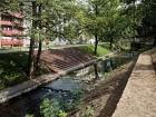 Nábřeží Loučné v Litomyšli čeká oprava