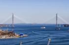 Ruský Vladivostok otevírá tři nové mosty