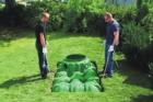Jak využívat dešťovou vodu na zahradě i v domácnosti