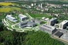 Ostrava vybuduje ve Vědecko-technologickém parku další objekty