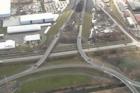 ŘSD: Mosty na dálnici v Ostravě jsou v nepřijatelném stavu