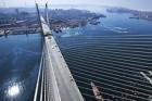 Ve Vladivostoku byl otevřen nejdelší zavěšený most světa