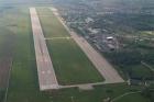 Modernizace pardubického letiště skončila, začal zkušební provoz